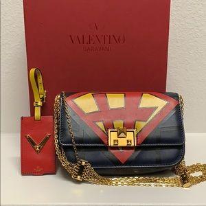Valentino Limited Edition Superman bag